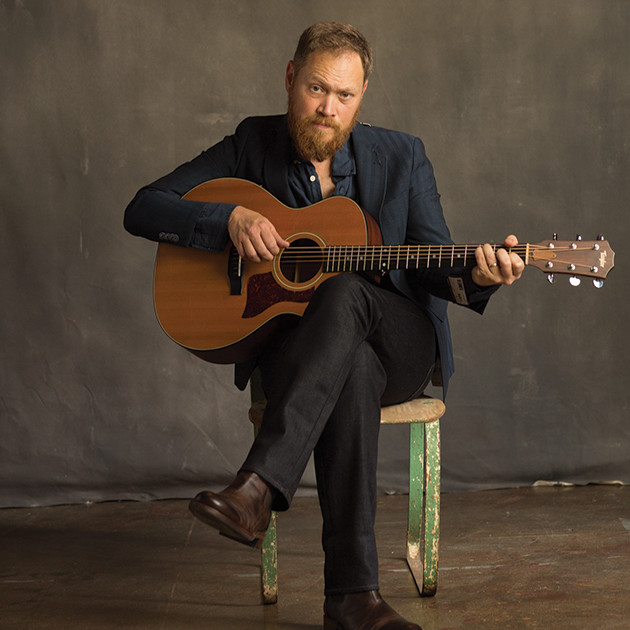 Andrew Peterson a popular Christian songwriter and musician