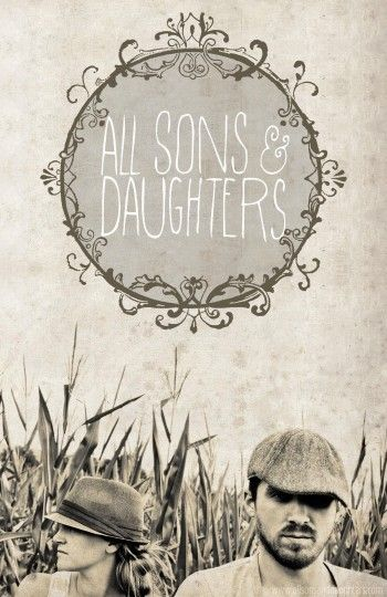 All sons and daughters poster