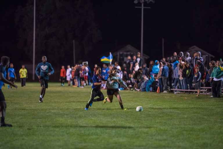 Union's World Cup Soccer in which students compete by continent, is a favorite ASB event.